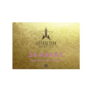 NWT 24KT Jeffree Star Skin Frost Palette